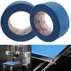 50m X 50mm Blue Tape Painters Printing Masking Tool For Reprap 3D Printer T0.05