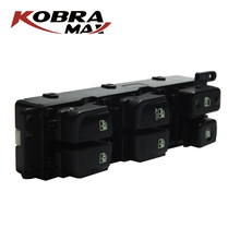 KobraMax Left Main Power Window Lifter Switch 93570-3K010 Fits For 2005-2007 Hyundai Sonata  Car Accessories