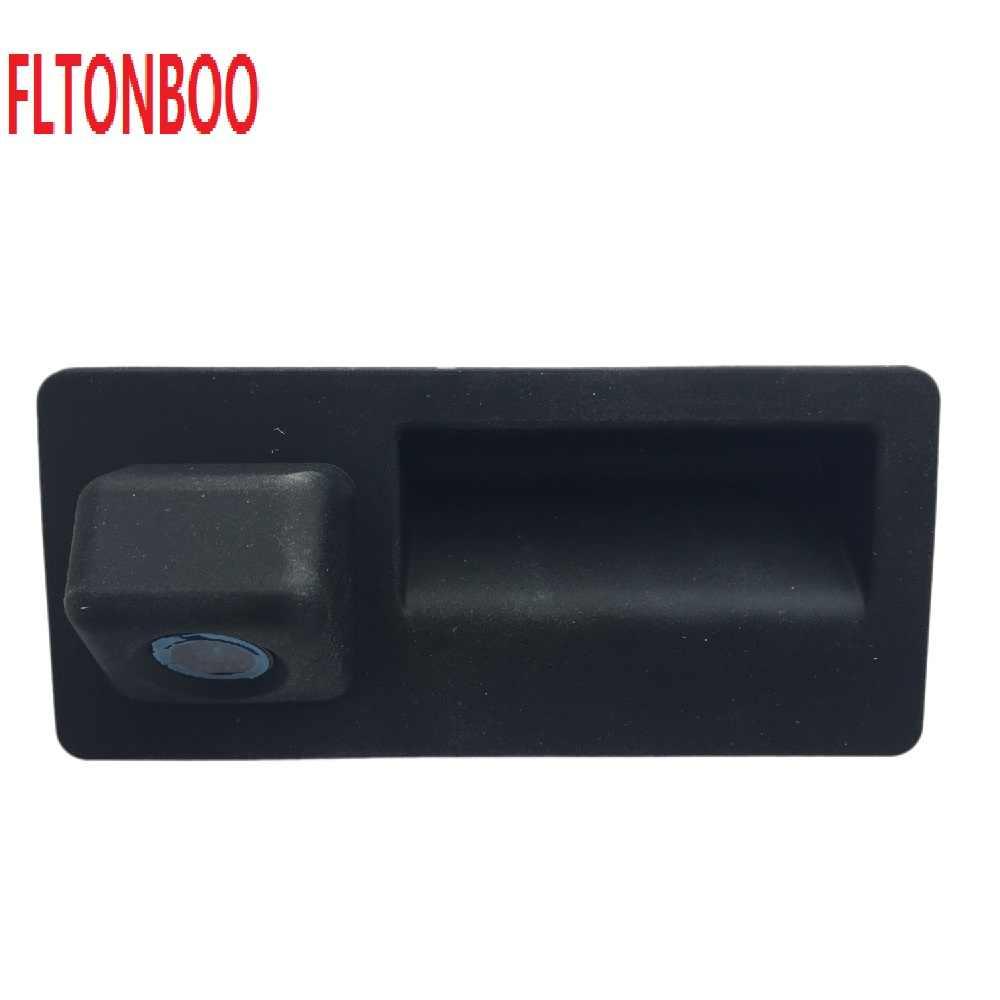 سيارة الرؤية الخلفية HD كاميرا بجهاز اقتران الشحنات السيارات كاميرا لموقف السيارات لشركة فولكس فاجن باسات B5 B6 جولف