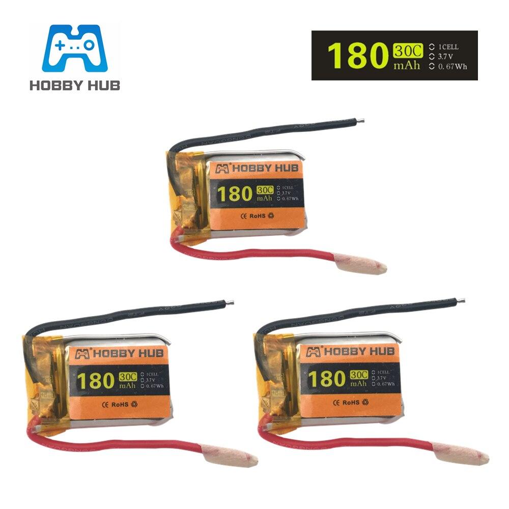 3.7 v 180 mah bateria para syma s109g s111g mjxrc x900 x901 helicóptero 3.7 v 180 mah 651730 para brinquedos de controle remoto