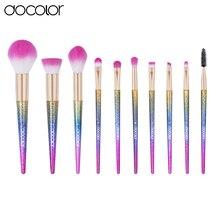 Makeup brushes Professional Fantasy 10pcs makeup brush set High Quality Brand make up brush