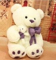 Freies verschiffen 70 cm teddybär plüschtier Liebe tragen plüschtier Geschenk für liebhaber weihnachtsgeschenk