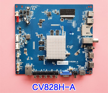 Original CANTV F55SD160 F55 V50 MotherBoard  CV828H-A With Firmware