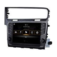 For VW Golf 7 MK7 VII 2014 2018 For Volkswagen MIB 4 System Android Auto Car Multimedia Player Autoradio Bluetooth DSP MFD IPAS