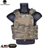 Emersongear CP Style CPC Tactical Vest CAGE Plate Carrier emerson Multicam Military Hunting Tactical Airsoft Vest EM7400