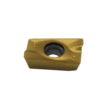 20pcs APMT1605PEER XM LF6028 Carbide blade CNC milling insert  lathe tool stainless steel cast iron