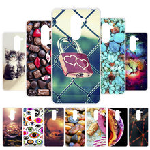Vanveet Soft Case For Honor 6X Case For Huawei Mate 9 Lite GR5 2017 Silicon Painted Case Back Cover Fundas Honor6X Coque Housing(China)