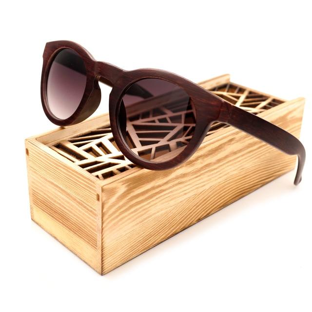 5fe7e84f030 BOBO BIRD New Womens Sunglasses Retro Vintage Imitation Bamboo Sunglasses  Plastic Frame Sunglasses for Ladies as