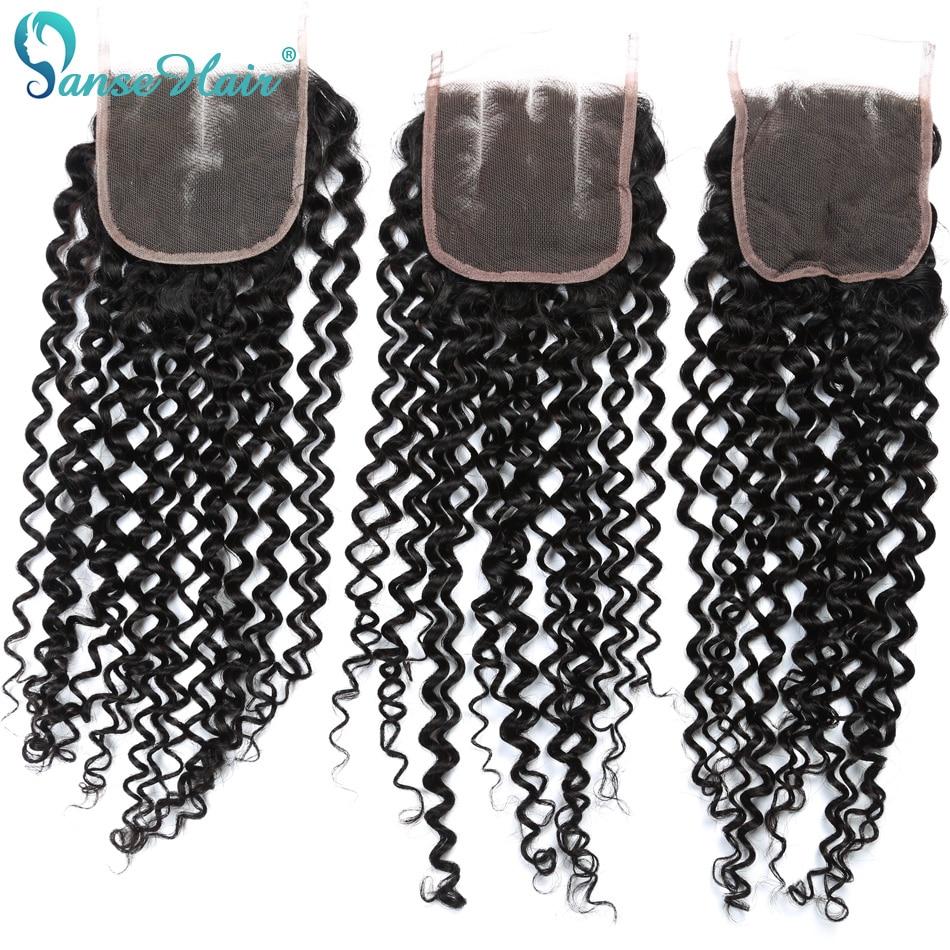 Brasiilia Virgin Hair Kinky Curly Hair Weaving 3 kimbud kootud 1 PC - Inimeste juuksed (must) - Foto 6