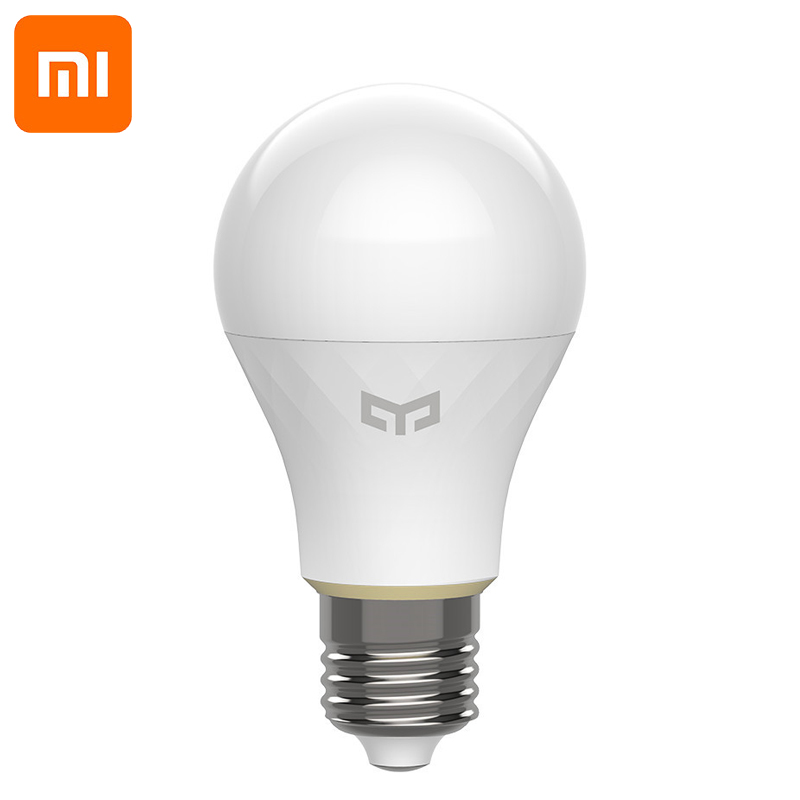 Xiaomi Mijia Yeelight Bluetooth Mesh Version Smart Light Bulb And Downlight ,Spotlight Work With Yeelight Gateway To Mi Home App