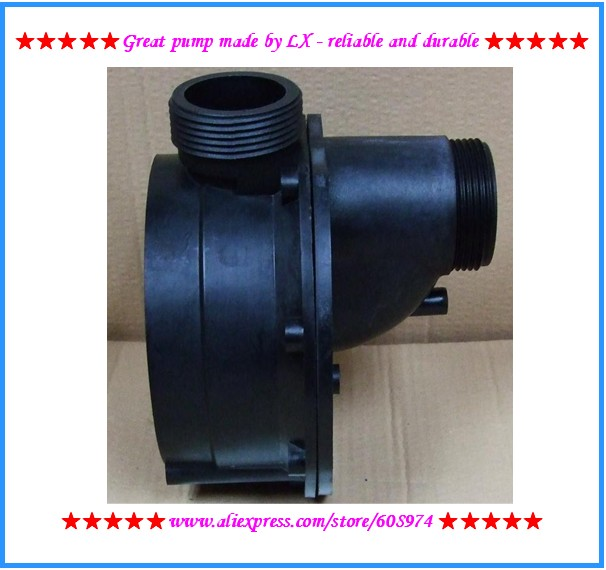 цена на water Pump part of TDA200 Pump Wet End Assembly including pump cover,pump body,Seal Kit,Impeller