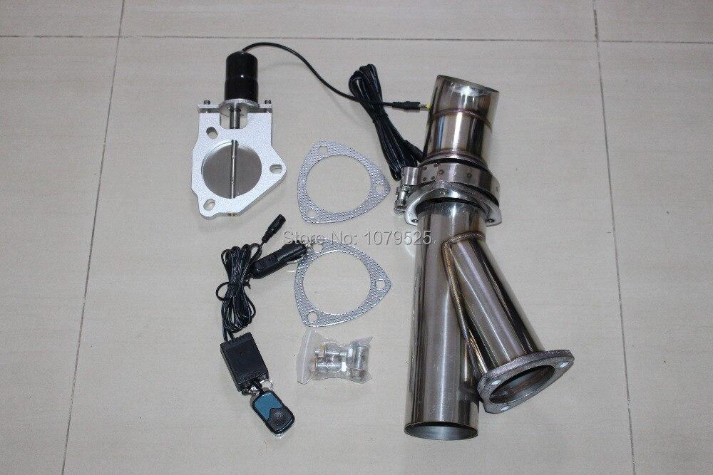 Système de vanne électrique 3