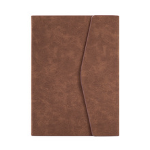 A5 Small Fresh Notebook with Thickened Business Notebook Creative Leather Handbook Diary Book retro codebook diary with lock notebook thickening creative handbook student notebook tool