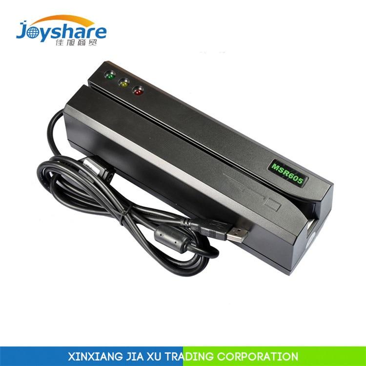 MSR605 MSR605X USB kart okuyucu yazar için compatiable MSR X6 MSRX6 - Güvenlik ve Koruma - Fotoğraf 2