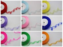50 Yards 1/2 (12mm) Wedding Crafts Sheer Organza Ribbon Pick Your Color