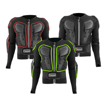 Motorcycle Jackets Motocross Off-Road Racing Biker Elasticity Clothing Protective Gear Breathable Reflective Jackets Body Armor