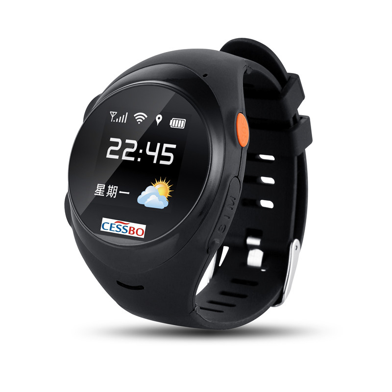 <font><b>Smart</b></font> Telefon <font><b>Kid</b></font> Sicherheit GPS Uhr Armbanduhr SOS Anruf Location Finder Locator Tracker für Kinder Baby Anti Verloren Monitor s8 image