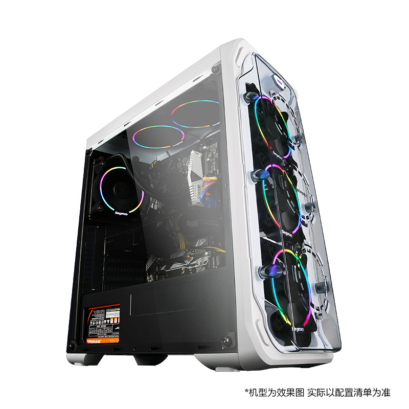 Getworth A8 Ryzen 7 1700 Octa Core AMD Gaming Desktop PC 120GB/240GB/256GB SSD GTX 1060 8GB RAM 3 Types Computer Free Shipping