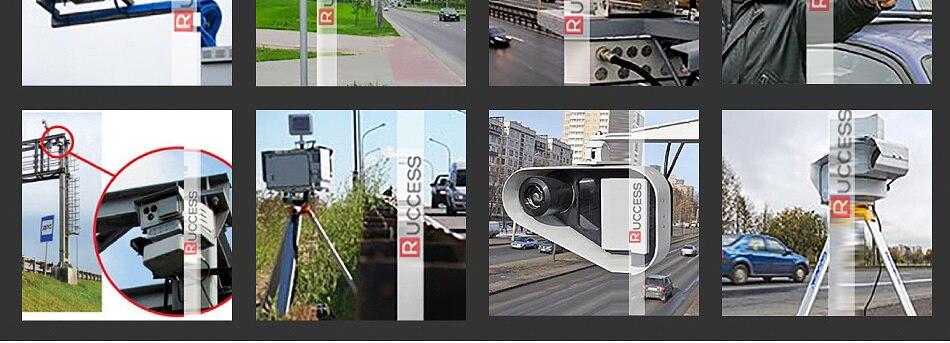 Ruccess Radar Detectors 3 in 1 DVR Radar Detector GPS Anti Radar for Car Full HD 1296P Car Camera 1080P Video Recorder Auto (8)