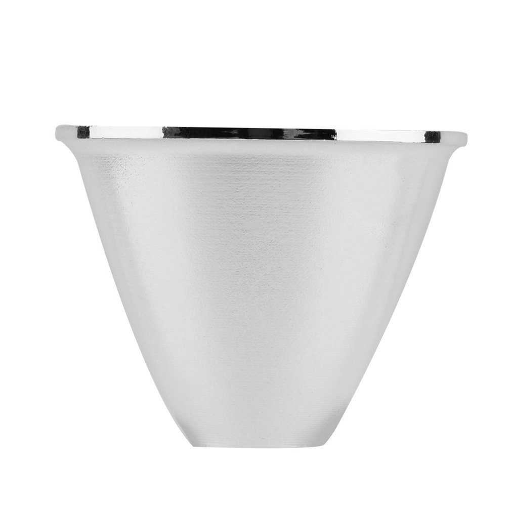 1pc Replacement Aluminum Reflector Cup For C8 XM-L Flashlight DIY PAK55