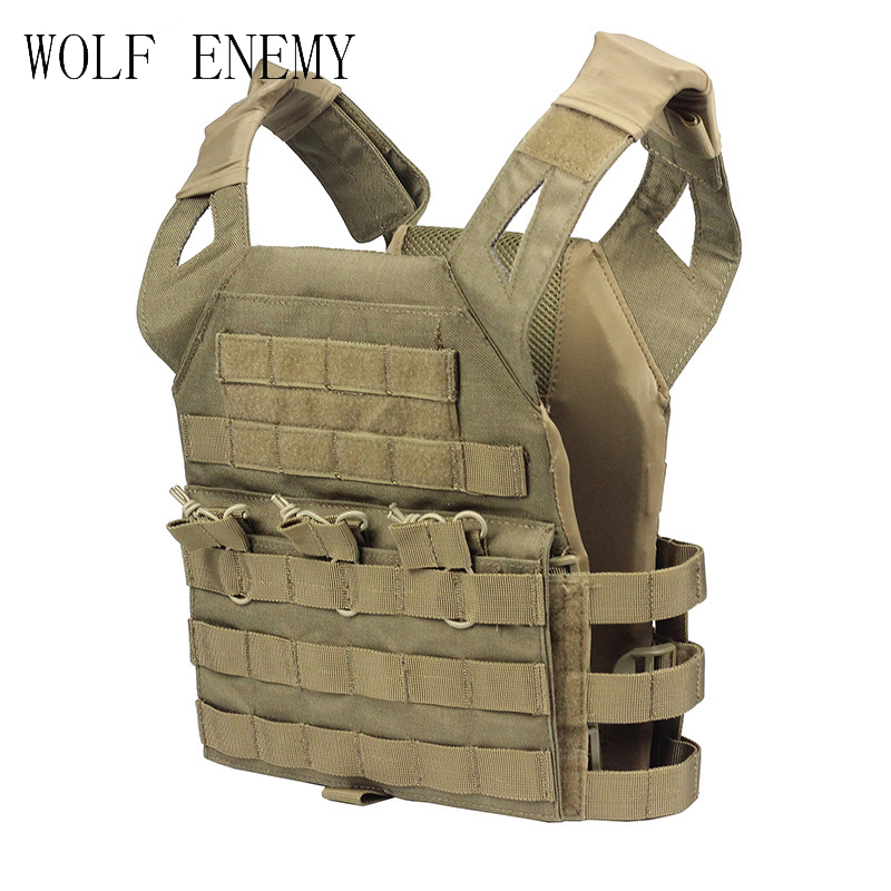 Hunting Children's Kids Mini Tactical Airsoft Molle Protective Vest 1000D