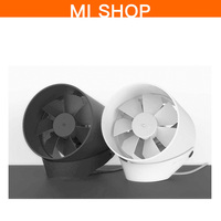 Original Xiaomi VH Double Leaf Silent Fan Touch Switch And Second Gear Adjustable For Travel And