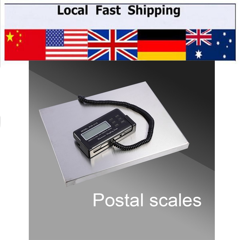 ФОТО Commercial Scales Digital Platform Postal Scale Electronic Weight 0.1-300KG