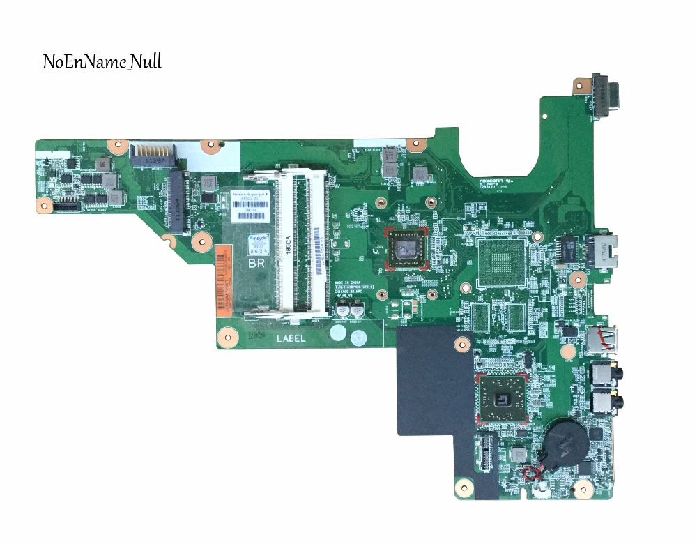 Free Shipping 647320-001 For HP CQ43 430 630 CQ57 Motherboard E350 System Board 100% Tested