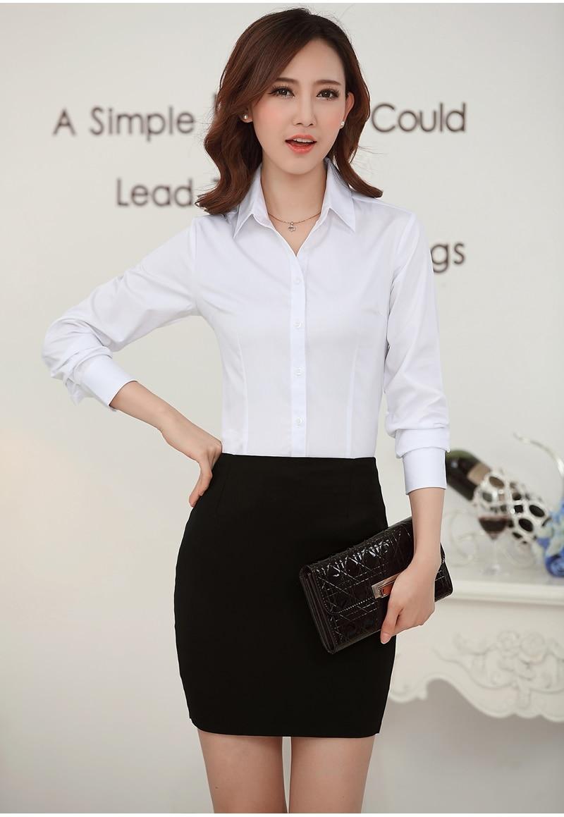 Verano De Vestir Para Para Mujer Blanco Blusas Mujeres