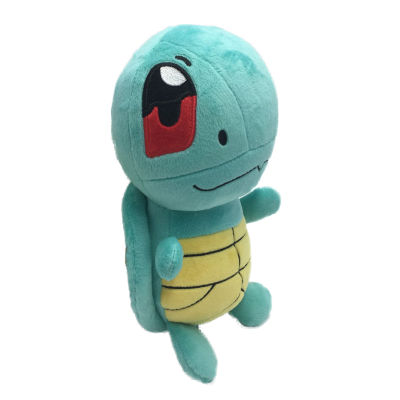 Hot Anime Squirtle Plush Toy Mini Kawaii Genius Soft Stuffed Animals Doll for Kid Children Christmas Birthday Gift Soft Baby Toy
