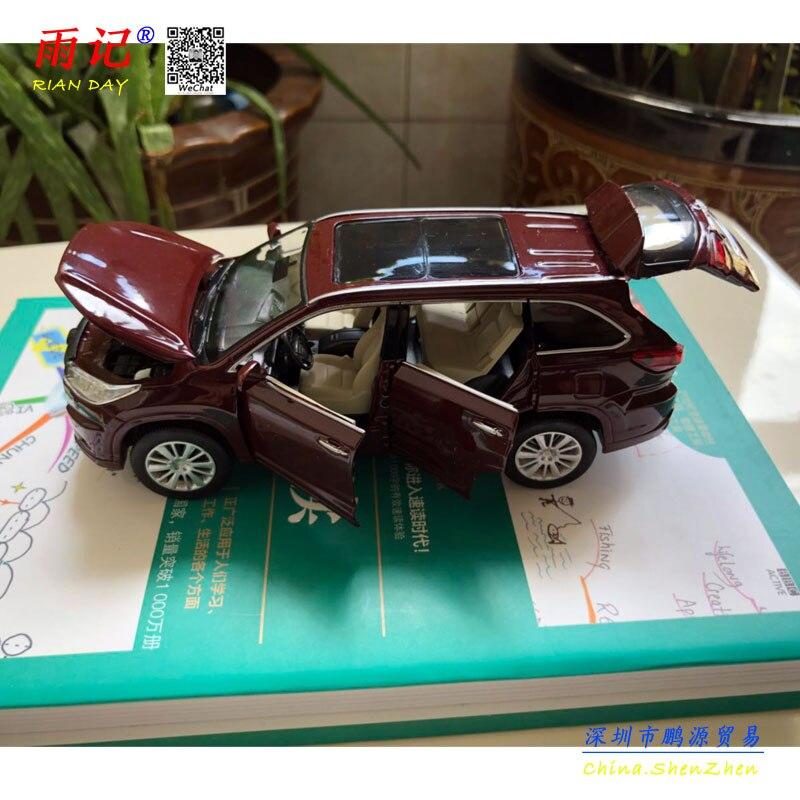 Toyota Highlander (6)