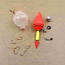 2017 Fishing Floats Explosion Hook Fishing Space beans Fishing Gear Combination Packages Tool Allure