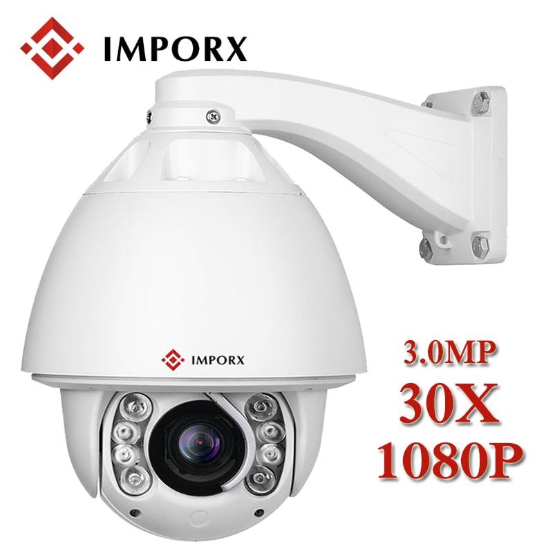 IMPORX caméra de vidéosurveillance extérieure caméra de sécurité caméra de surveillance extérieure à domicile caméra panoramique inclinable
