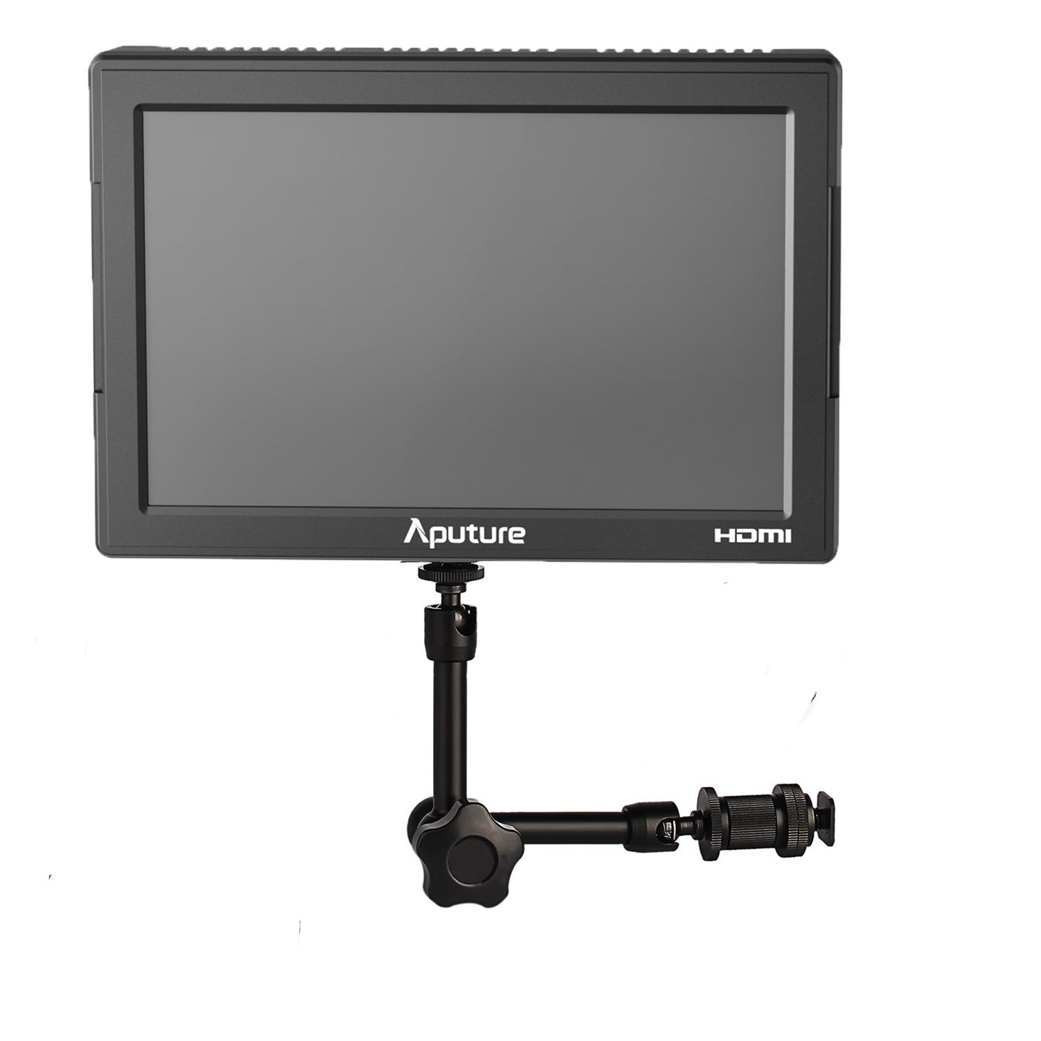 Aputure VS-5 HD-SDI HDMI 1920*1200 Video Monitor + 7 inch Magic Arm for Sony Canon Nikon DSLR Camera