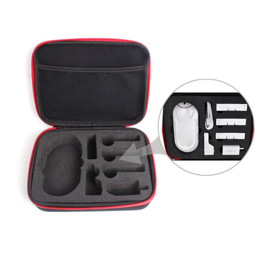 Battery Handheld Bag Case Container For Zerotech Dobby Drone RC Parts Accessory Dropshipping Free Shipping KA zerotech aerial drone paddle protection aircraft blade guard for dobby uav