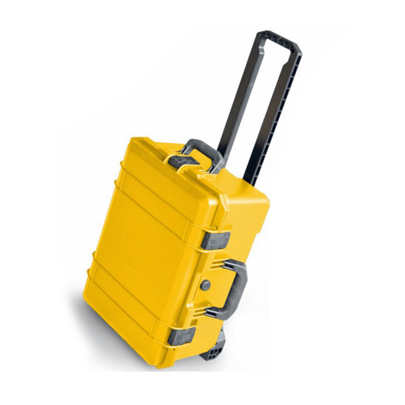 Inner Size 515*360*245mm Included Pick Plufk Foam IP67 Hard Waterproof Plastic Equipment Case For Traveling