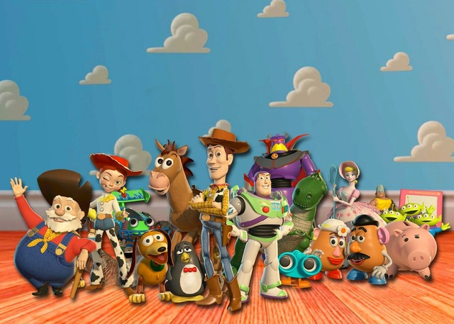 Toy Story Jessie Woody 7x5FT Convite Festa Nuvens Crianças dos miúdos  Personalizados Photo Studio Backdrop Vinil 3e6f5ef1c4e