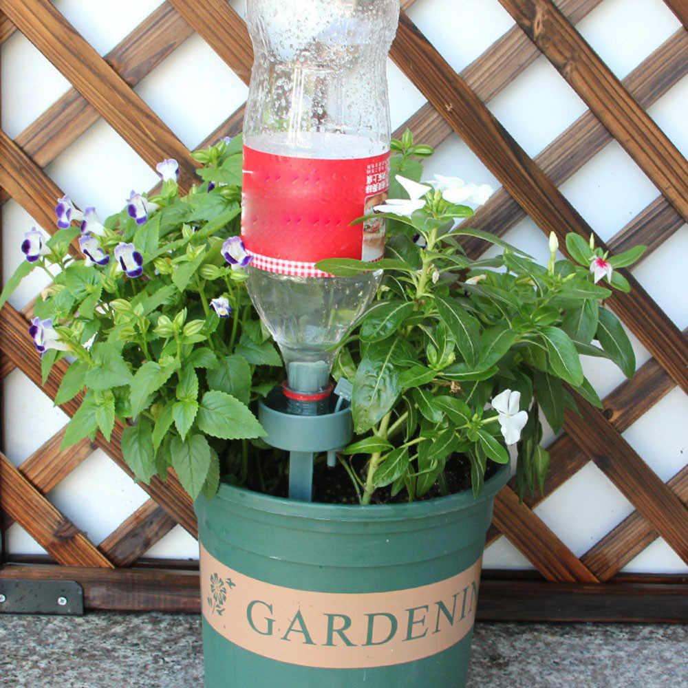 自己散水花デバイス観葉植物ポット電球グローブガーデンハウス給水器ガーデン散水システム点滴灌漑ホット販売