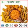 A curcumina extrato 100% pure natural organic cúrcuma curcumina em pó 500g