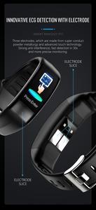 Image 4 - P11 Smartwatch 2020 HRV ECG Heart Rate Blood Pressure Smart Bracelet Fitness Tracker Wristband Sport Watch for IOS xiaomi huawei