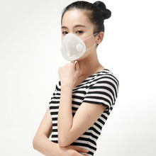 Transparent Mask Multi-functional Plastic Mask Anti fog Haze Anti-odor Dust PM2.5 PC masks for Home Catering Hotel Food Factory