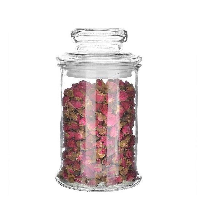 larga mason tarros de cristal frasco de vidrio botellas de vidrio frascos de de alimentos