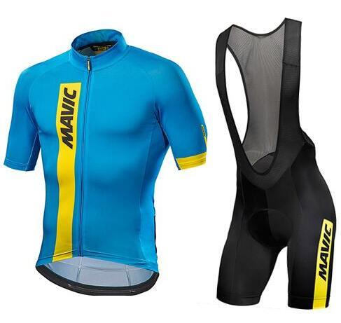 font b MAVIC b font font b Pro b font Team Cycling Jersey Quick Dry