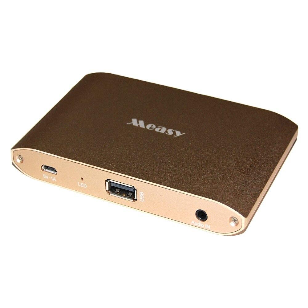 Measy a1w draht dock zu hdmi hdtv tv adapter usb kabel für apple ...
