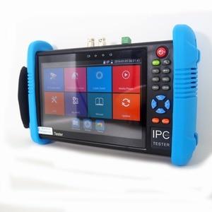 Image 5 - IPC9800 CCTV IPC العهد TVI السيدا CCTV اختبار زائد مع H.265 4 كيلو الفيديو عرض الفيديو اختبار مراقبة IP فاحص الكاميرا 7 بوصة ccrv اختبار
