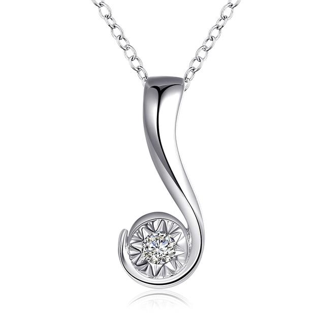 N843 wholesale question mark pendant fashion necklace hot sale n843 wholesale question mark pendant fashion necklace hot sale 925 jewelry chain silver aloadofball Choice Image