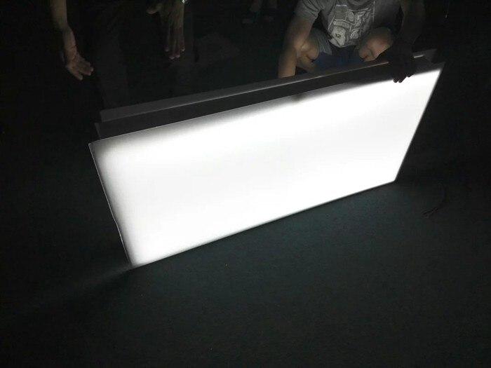 10PCS/ Lot 24VDC 18W Nichia LED module lightbar, edgelit slim lightbox led module, 1800LM, 56*12degrees lens
