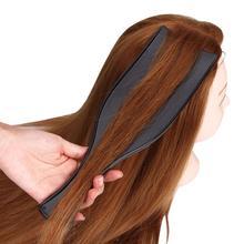 Красота Девушка краска для волос окрашивание доска красота инструмент Парикмахерская доска салон Стайлинг баррель цвет волос кольца Прямая
