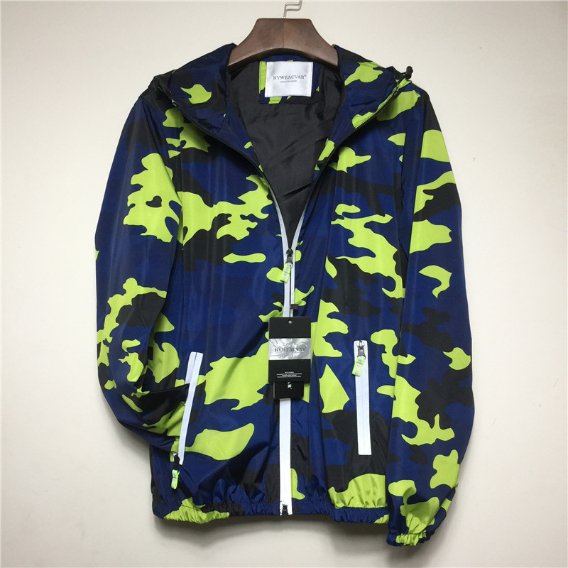 cfda230cb402 Reflective Camouflage Men Jacket Reflective Camouflage Men Jacket ...