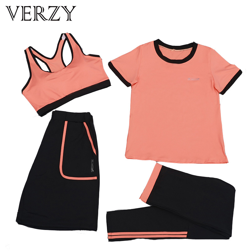 Yoga Clothe Yoga Dəsti Qadın İdman Zalı Geyimi İdman Geyimi - İdman geyimləri və aksesuarları - Fotoqrafiya 1